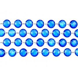 Girlanda kristalna prozirna, 1m