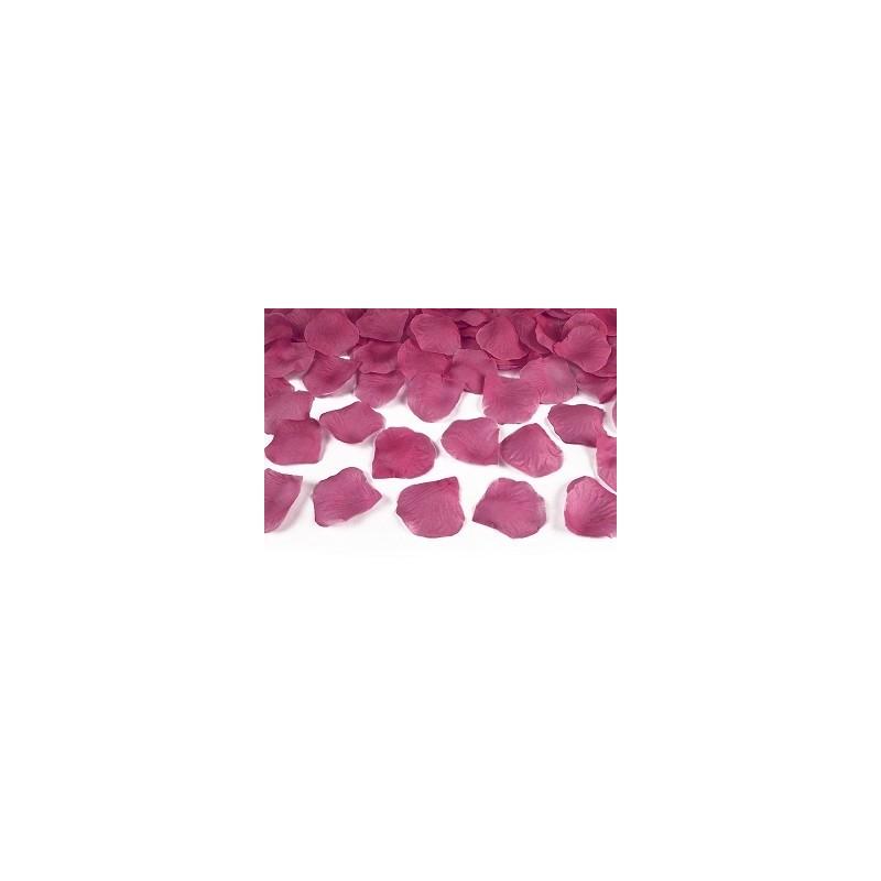 Ružine latice 144kom roza