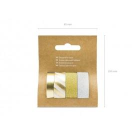 Dekorativna traka mix, 4 komada, washi tape
